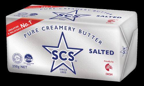 Block Butter –<br/>Salted 250g
