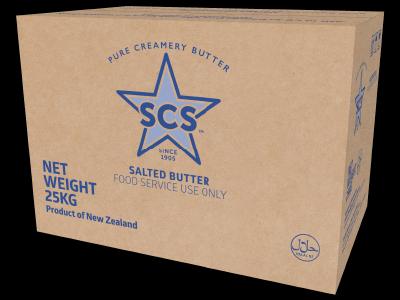 Bulk Butter –<br/>Salted 25kg