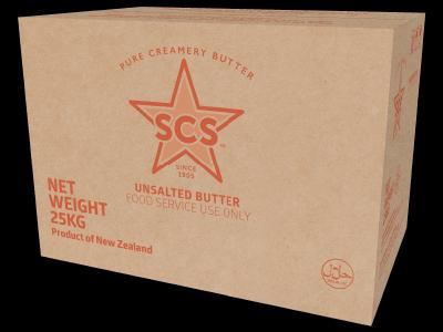 Bulk Butter –<br/>Unsalted 25kg