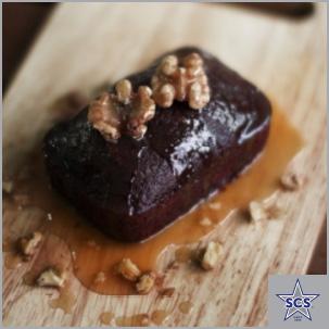 Sticky Date Chocolate Cake With Butterscotch Sauce